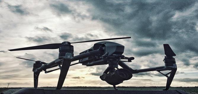 Ceny zdjęcia z drona