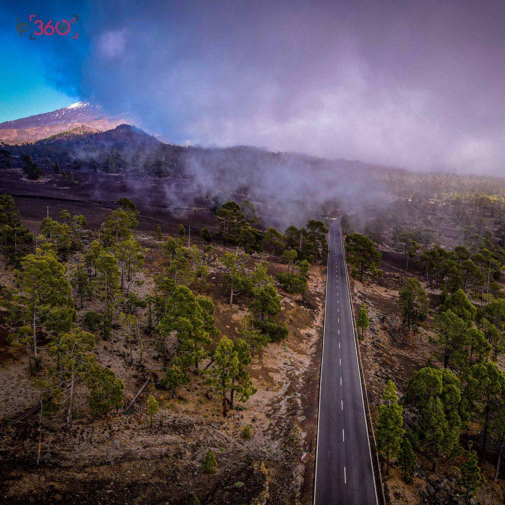 Teneryfa - Teide Natlional Park