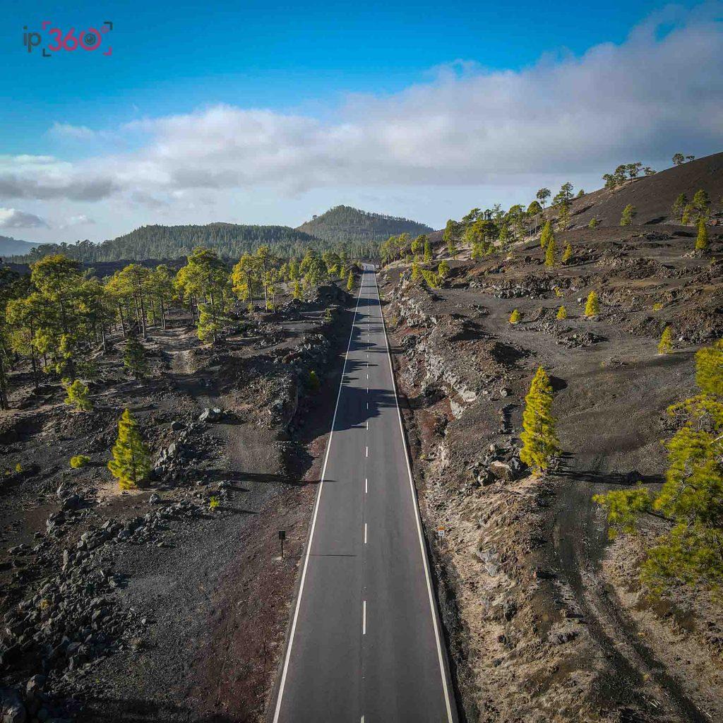 droga na Teide | Hiszpania